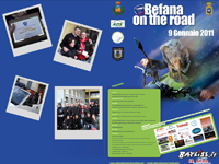 09/01/11 - Befana On The Road