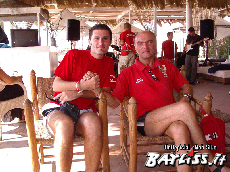 Bayliss It 187 Dengiu Con Giancarlo Falappa
