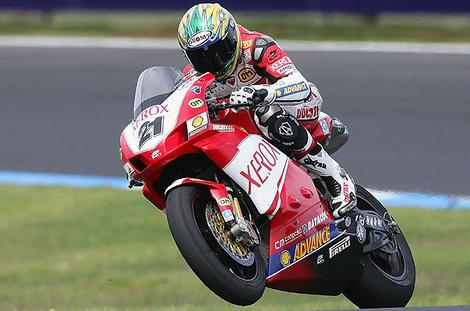 World Superbikes - Round Two