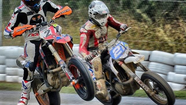 Troy Bayliss vince entrambe le gare nella prima dell'Australian SuperMoto
