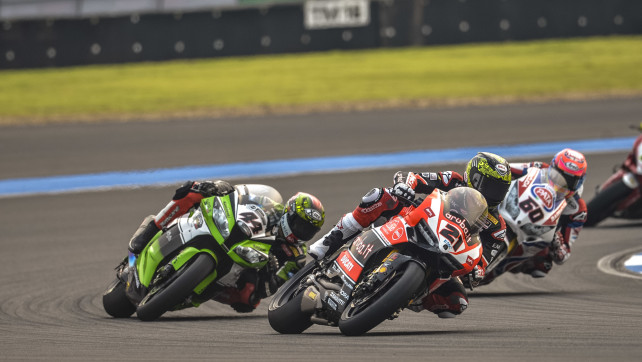 A Buriram si chiude definitivamente il ritorno di Troy Bayliss nel mondiale Superbike